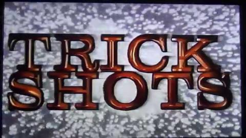Meucci Cues Meet The Pros 1988 Trick Shot Series