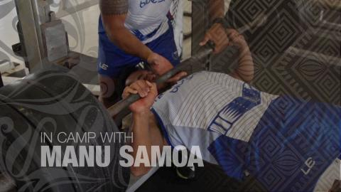 Unleashing The Beast   Samoa Special