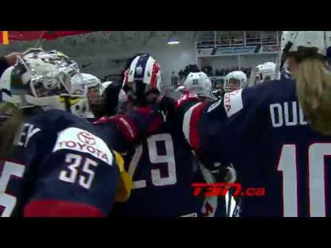 2017 WWC: Highlights from Team USA's 2-0 win Over Canada