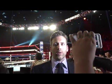 Max Kellerman On Canelo Alvarez vs Amir Khan & Does Khan Fight Gennady Golovkin If He Wins