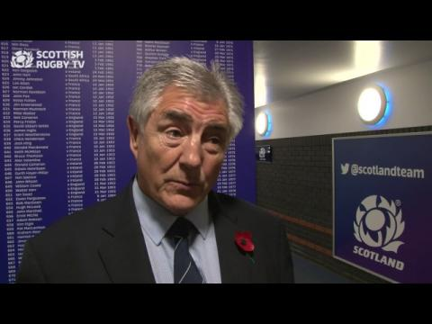 Andy Irvine outlines importance of SGM meeting
