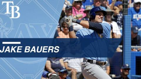 Top Prospects: Jake Bauers, 1B, Rays