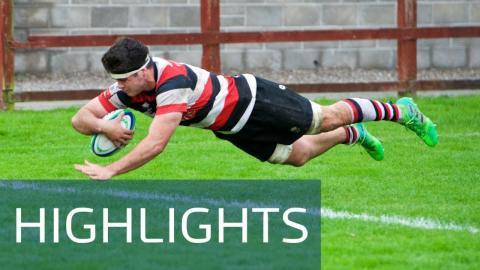 BT Premiership & BT National 1 Highlights