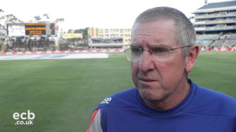 Trevor Bayliss says England must regroup quickly