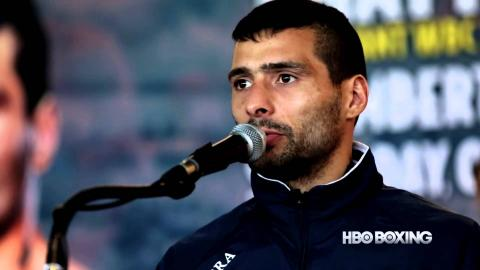 HBO Boxing News: Matthysse vs. Postol Final Press Conference