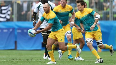Australia playmaker Stannard shows world series class in Rio!