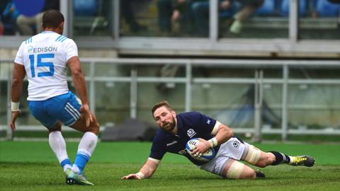 SENSATIONAL TRIES from Europe and the Americas