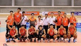 นครราชสีมา VS พิษณุโลก Volleyball Thailand League 2015