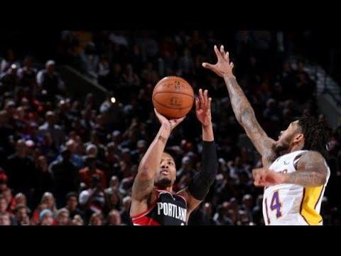 Damian Lillard, Kevin Durant, and the Best Plays From Thursday Night | November 2, 2017