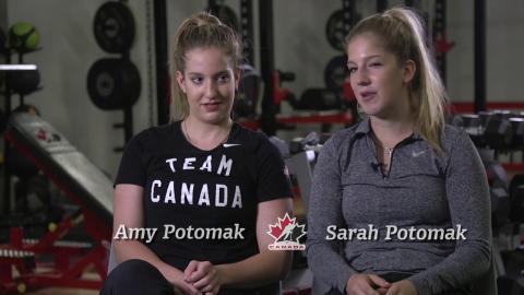 My Family - Sarah & Amy Potomak