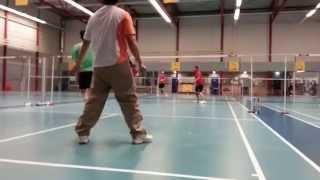 Badminton Woensdag Indonesia (BWI) BVA Almere