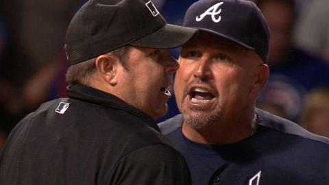 Gonzalez gets tossed for arguing