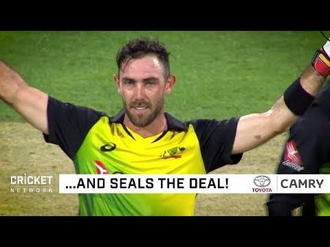 Top Maxi moments from Australia's win