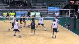 UCI Men's Volleyball Vs. Penn St.