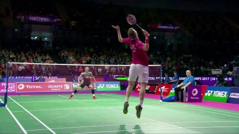 Badminton Unlimited | Kenneth Jonassen on Men's Singles