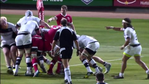Americas Rugby Championship 2016: USA vs  Canada Highlights