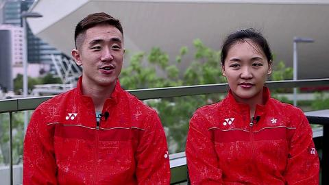 Badminton Unlimited | Tang Chun Man & Tse Jing Suet - Mixed Doubles (Hong Kong)