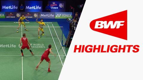 Yonex Denmark Open 2016 | Badminton SF – Highlights