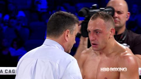Fight highlights: Cletus Seldin vs. Yves Ulysse Jr. (HBO World Championship Boxing)