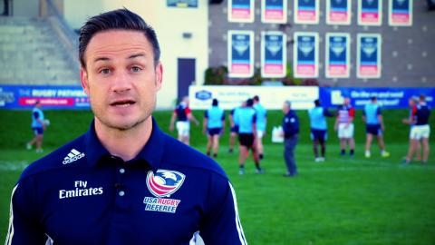 USA Rugby Digital Safety Series: Referees