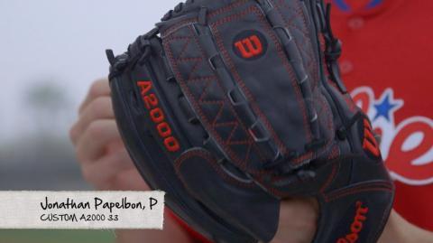 Phillies: Wilson Glove Day 2014
