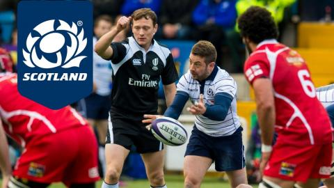 Greig Laidlaw on the excitement of the RBS 6 Nations