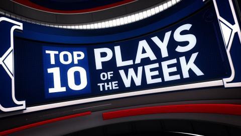 Top 10 Plays of the Week 1.15.17 - 1.22.17