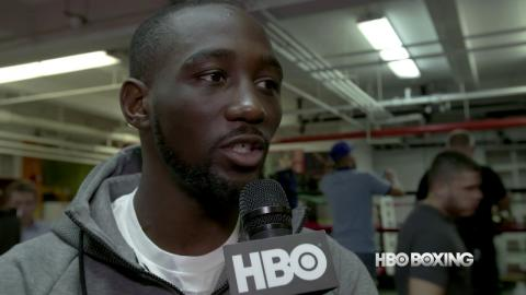 HBO Boxing News: Terence Crawford Interview