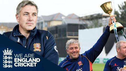 Meet England's New Fast Bowling Coach: Chris Silverwood