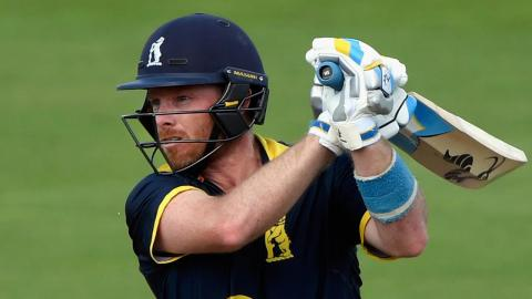 Bell & Patel win it for Warwickshire - Royal London One-Day Cup Semi Final