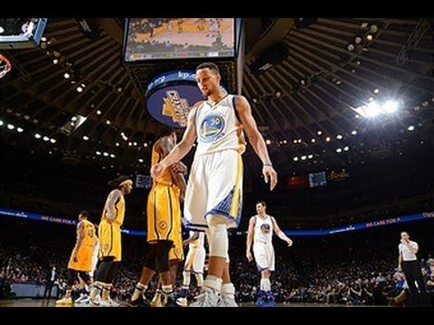 Steph Curry Records Triple-Double in Steve Kerr's Return