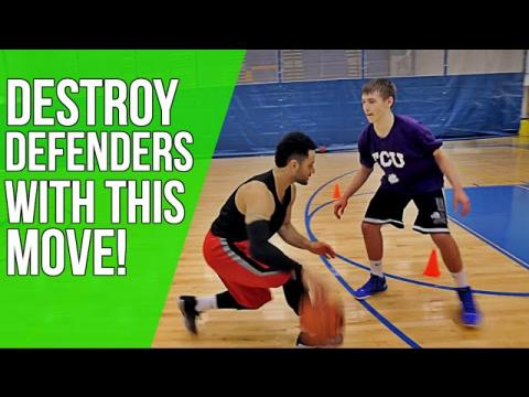 "How To: Basketball Moves For Beginners - ""The Pause Dribble"""