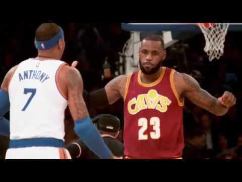 Best of Phantom: Cleveland Cavaliers at Madison Square Garden