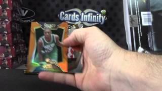 BigHit's 2014/15 Select Basketball Box Break