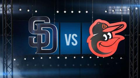 6/22/16: O's plate seven to give Jimenez the win