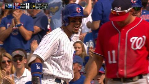 WSH@CHC: Jay lines an RBI single to center field