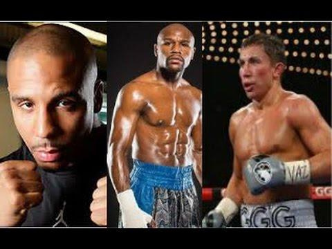 Floyd Mayweather Isn't Convinced About Gennady Golovkin Until He Fights Andre Ward !!