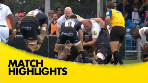 Exeter Chiefs v Wasps- Aviva Premiership Rugby 2017-18