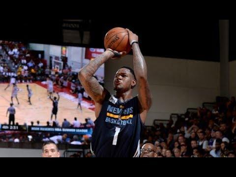 Full Highlights: Memphis Grizzlies vs Sacramento Kings, MGM Resorts NBA Summer League | July 9