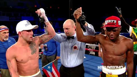 HBO Boxing News: Jason Sosa Interview (HBO Boxing)