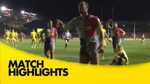 Harlequins v Sale Sharks - Aviva Premiership Rugby 2017-18