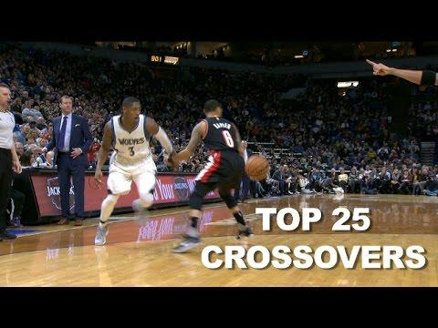 Top 25 BEST Crossovers and Handles of the Week | 01.01.17 - 01.07.17