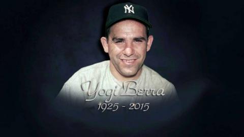 LAA@HOU: Halos' booth on Yogi Berra's life and career