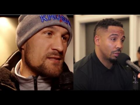 Proof Sergey Kovalev Has A Better Resume Than Andre Ward & Beat Opponents In Better Fashion Also !