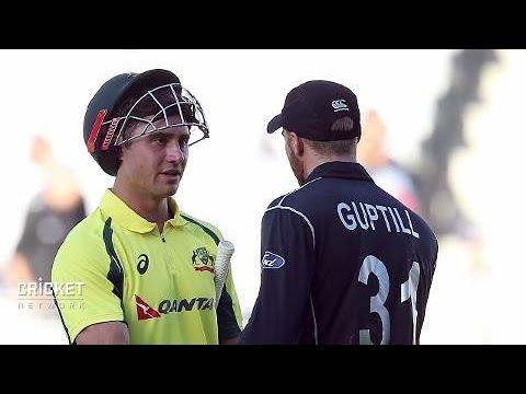 Stoinis returns to Eden Park as T20 series continues