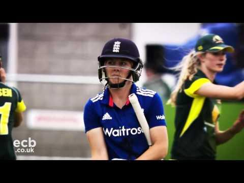 The best of Heather Knight 2015/16: We Are England Cricket Fan Award