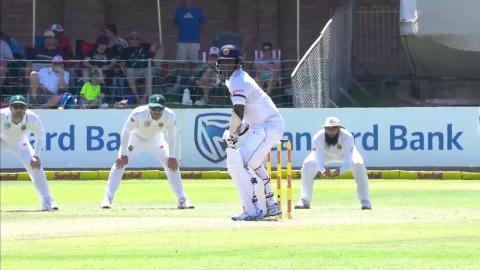 South Africa vs Sri Lanka - 1st Test - Day 2 -  Sri Lanka Wickets