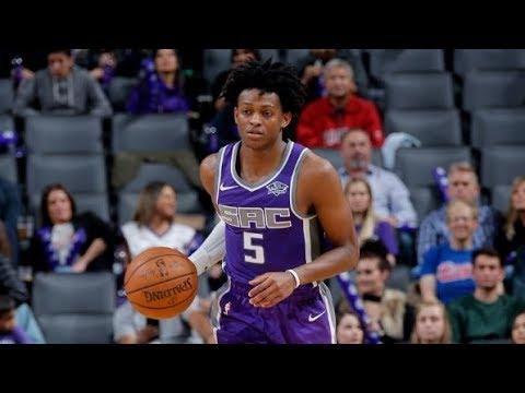 De'Aaron Fox, Montrezl Harrell, and the Best Plays From Saturday Night | January 6, 2018
