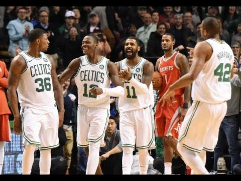 The Celtics Fight Against The Odds & Complete A 26pt Comeback vs The Rockets