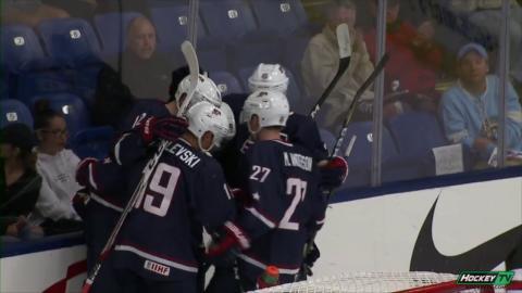 2017 WJSS Highlights: Canada White 2, USA Blue 1